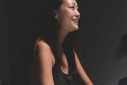 Joy Park, roaster, coffee shop owner, entrepreneur.