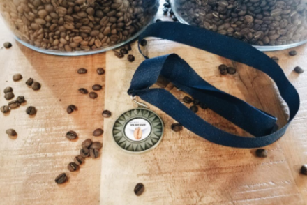 BonLife's roast won the Organic Espresso competition at the Golden Bean