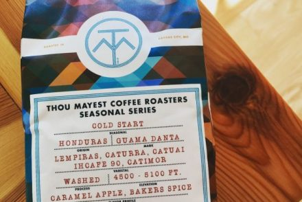 Honduras Guama Danta has perfect holiday notes of baking spice and caramel apple.
